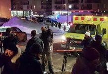 2 orang ditangkap terkait penembakan di Masjid Kanada
