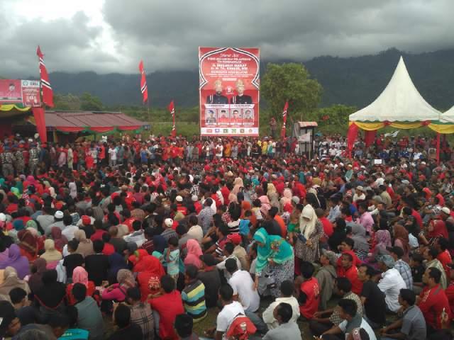 Pernyataan TA Khalid saat kampanye di Aceh Tamiang dinilai menunjukkan sikap takut kalah