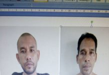 Napi LP Nusakambangan asal Aceh yang kabur berhasil ditangkap