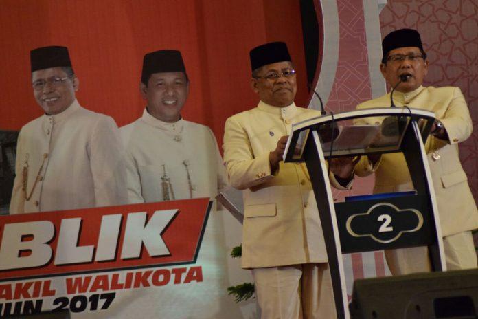 Hasil rapat pleno KIP Banda Aceh: Aminullah-Zainal menang