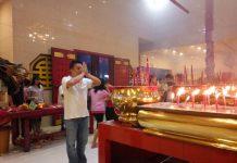 Tahun ayam api, warga Tionghoa Banda Aceh harapkan kedamaian