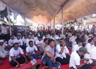 Ribuan warga Banda Aceh hadiri Kampanye Illiza-Farid