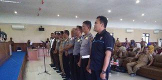 41 Satgas Saber Pungli Pidie Jaya dikukuhkan