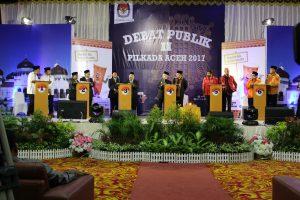 Besok debat kandidat cagub Aceh tahap III, KIP imbau masyarakat menonton