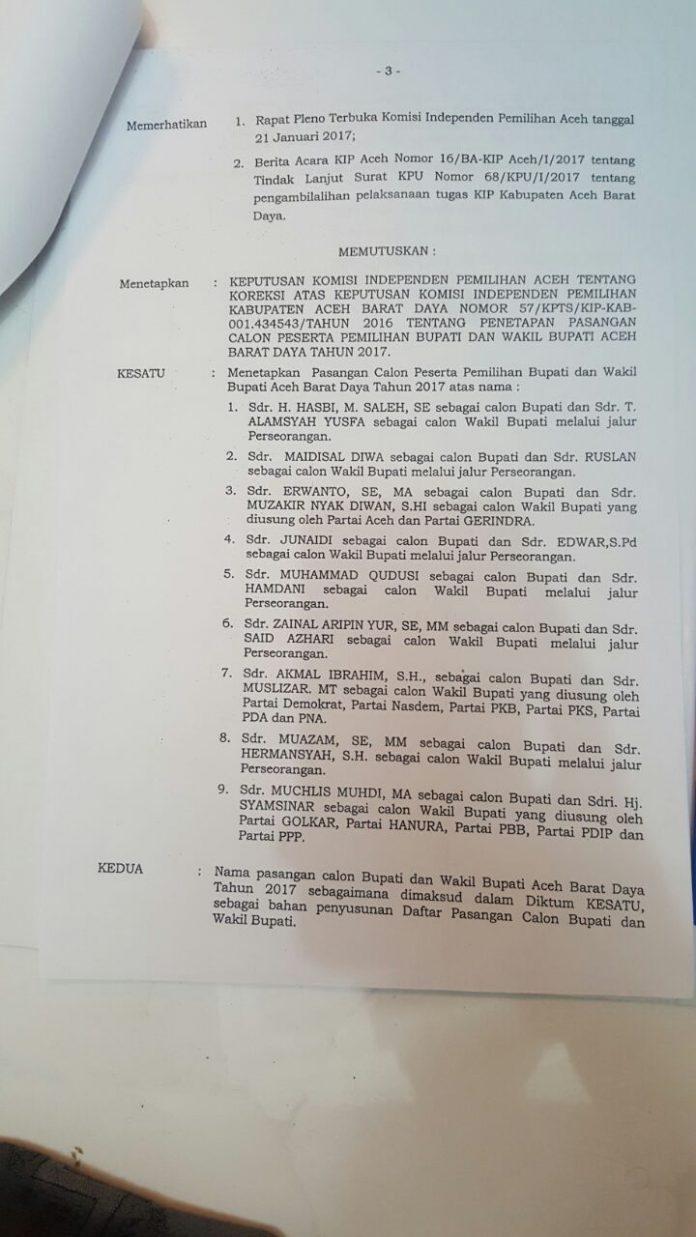 Landmark Discusion DKPP, Said-Nafis dicoret