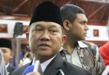 Plt Gubernur Aceh, Soedarmo. (Kanal Aceh/Randi)