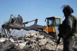 Ratusan warga Israel digusur dari Amona Tepi Barat