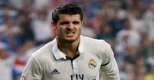 Merasa ditipu Zidane, Morata ingin hengkang