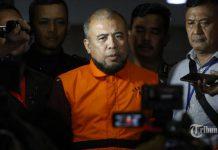 Terbukti korupsi, Patrialis Akbar divonis8 tahun penjara