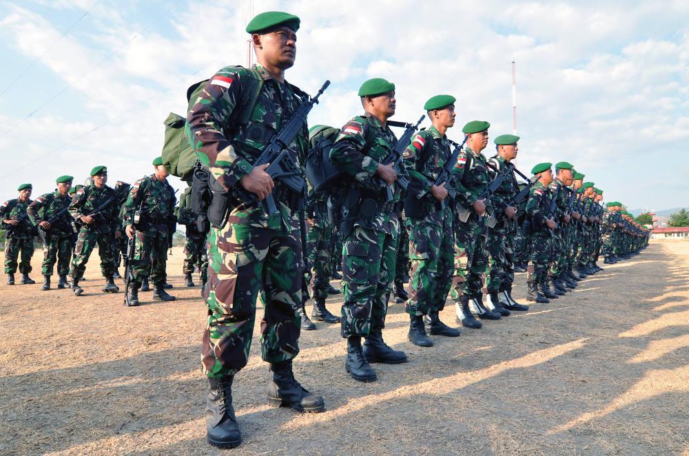 Amankan Pilkada Aceh, TNI terjunkan 3.490 personel