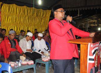 Sidom Peng jelaskan tentang perjuangan GAM di Matang Sijuek