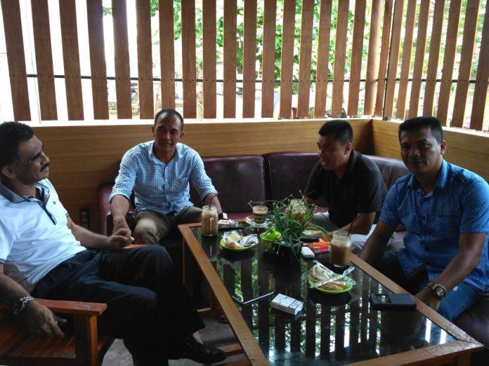 Parta Hanura Aceh Utara alihkan dukungan ke Chekmad-Sidom Peng