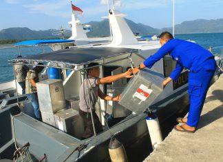 Hari ini terakhir surat suara didistribusikan ke Pulo Aceh