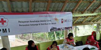 PMI beri pelayanan kesehatan untuk Pidie Jaya hingga Maret 2017