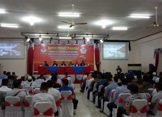 Hasil Pleno rekapitulasi KIP Aceh Utara: Mualem unggul 119.084 suara
