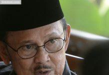 Kepulauan Riau ingin disewa Singapura, Habibie: Tidak ada!