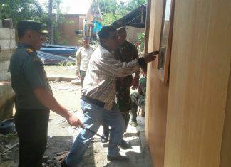 500 rumah hunian sementara untuk Pidie Jaya selesai dibangun