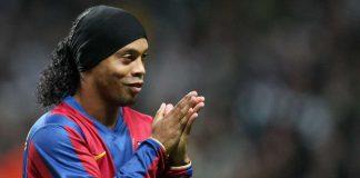 Gara-gara Barcelona, Persib gagal rekrut Ronaldinho