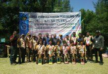 Pesantren Al Manar juara umum lomba pramuka se-Aceh