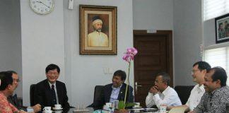 Taipei Medical University tawarkan kerjasama dengan Unsyiah