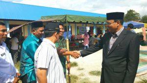 Nasaruddin pantau Pilkada Aceh Tengah di beberapa TPS