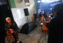 Darwis Triadi isi workshop foto di Langsa
