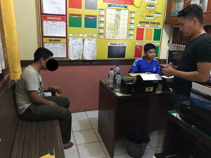 Miliki sabu, pemuda Syamtalira Bayu diringkus polisi
