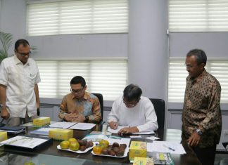 PT PII dan Unsyiah tandatangani MoU bidang pendidikan