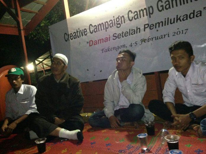 Gaminong Azan laksanakan creative campaign camp