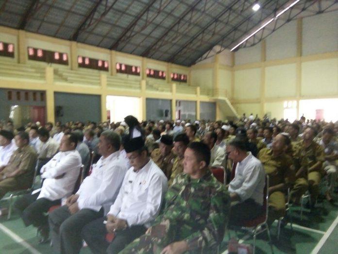 Pemkab Aceh Utara sosialisasi Saber Pungli