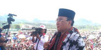 Bila terpilih Nasaruddin akan anggarkan 50 Milyar untuk kesehatan