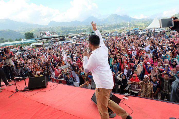 Jubir AZAN: Rakyat Aceh, jangan mau ditipu dengan kata naik gunung lagi