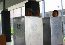 Di lapas lambaro Pakcek unggul dan untuk Gubernur Irwandi