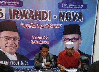 Pilkada Aceh: Mualem dan Irwandi klaim unggul sementara