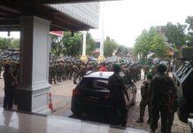 850 Personel dan tank Anoa siap kawal rapat pleno di DPRA