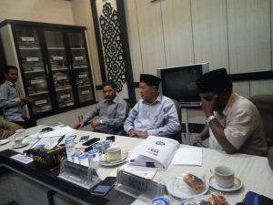 Komisi I DPRA, Panwaslih dan KIP gelar rapat tertutup, Azhari: cuma kordinasi