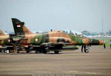 5 pesawat hawk akan ke Aceh. Ada apa?