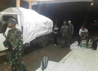 TNI-Polri kawal pengiriman kotak suara Pilkada