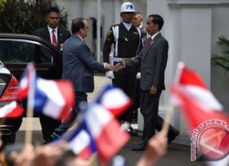 Indonesia-Prancis sepakati lima MoU
