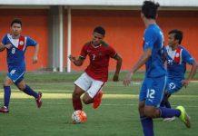 Debut Negatif Luis Milla, Indonesia dipermalukan Myanmar