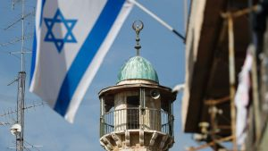 Sidang RUU Muazin di Israel diwarnai keributan