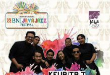 Keubitbit, band etnik asal Aceh akan di Java Jazz besok malam