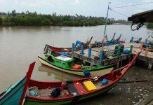 Pasca tsunami, jembatan di Gampong Baro tak kunjung dibangun