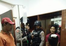 Dua warga bacok security PT KKA