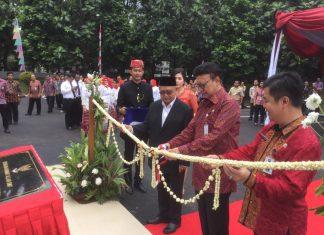 Foto: Gubernur Aceh hadiri peresmian Gedung Revolusi Mental