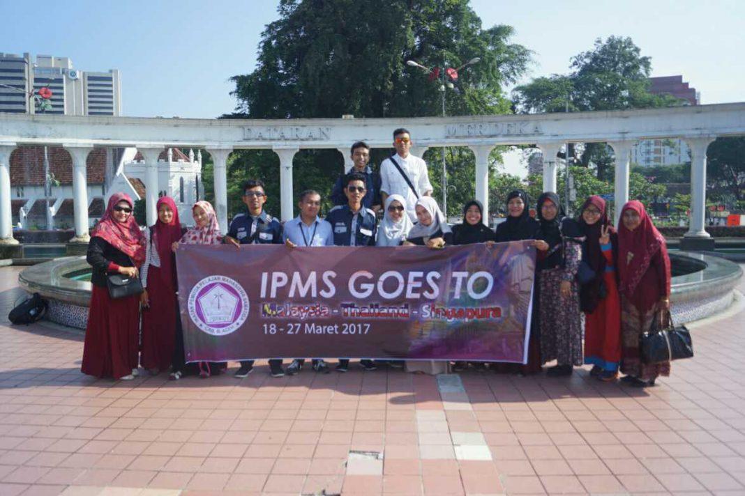 Mahasiswa Samatiga ikuti ADIC di Malaysia