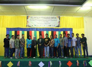 Komite Mahasiswa dan Pemuda Aceh Nusantara dilantik di Yogyakarta