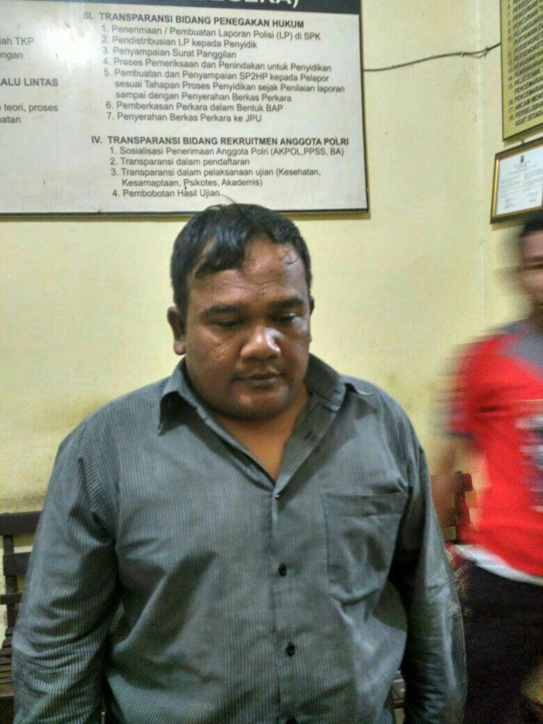 Intel TNI gadungan di Lhokseunawe ditangkap