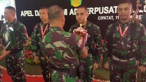 Prajurit Kodam IM Raih Juara Karya Tulis