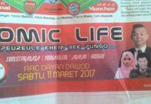 Ernest akan ke Banda Aceh, ini kata warga